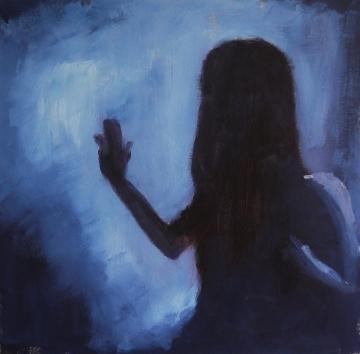 'Lure' - Oil study - Rebecca Deegan