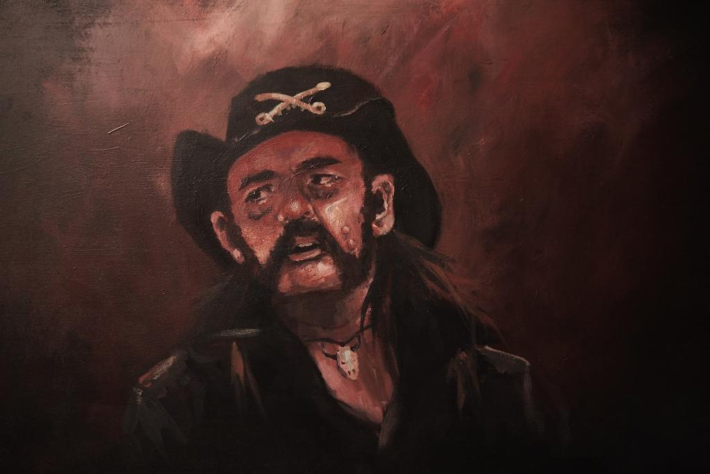 'Lemmy' - Rebecca Deegan