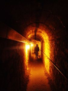 Catacombs Photography Rebecca Deegan Dark Creepy