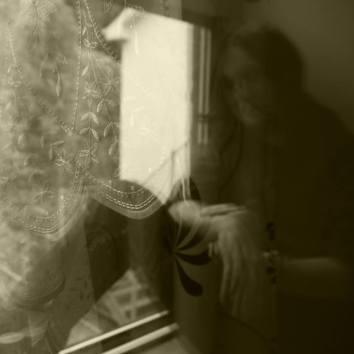 Portrait Photography Rebecca Deegan Dark Creepy
