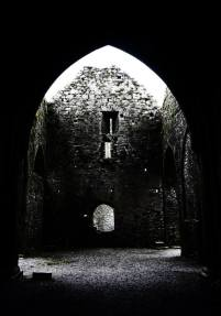 Ruins Photography Rebecca Deegan Dark Creepy