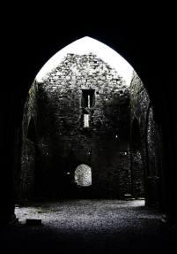 Ruins Photography Rebecca Deegan Dark Creepy