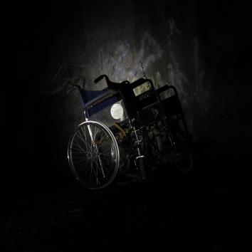 Creepy Photography Rebecca Deegan Mental Abandoned