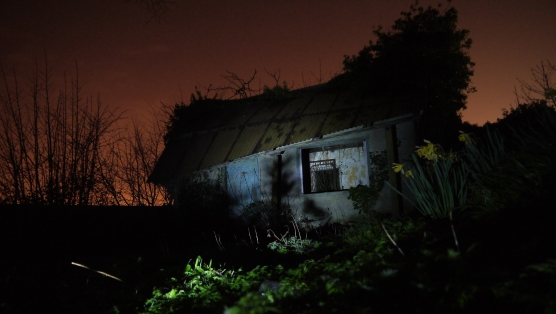 Photography Rebecca Deegan Creepy Abandoned Nighttime