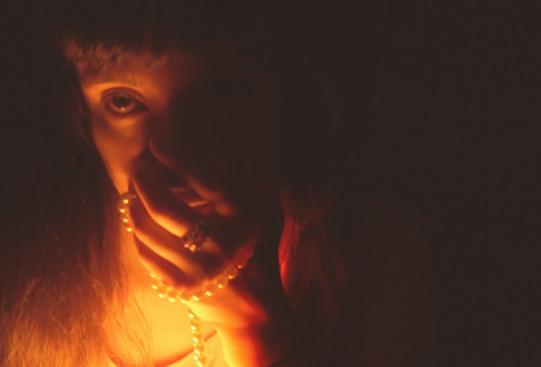 Self Portrait Photography Rebecca Deegan Dark Creepy